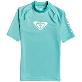 Roxy Whole Hearted Kurzarm-Rashguard Damen canton
